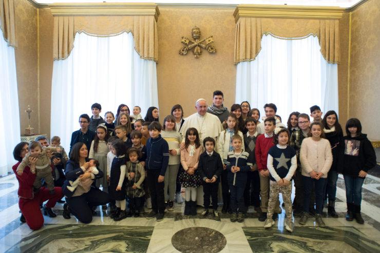 Diễn từ của Đức Thánh Cha với Hội Giới Trẻ Công Giáo Hành Động