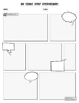 Comic Storyboard - Storyboard item