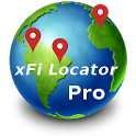 Find iPhone, Android xFi Pro icon