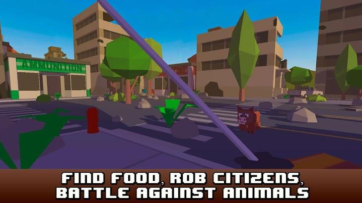 City Craft Survival Simulator- screenshot thumbnail