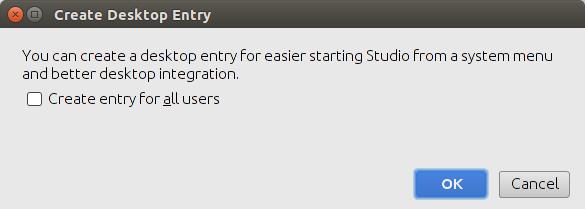 Creación de iconos de escritorio de Android para uno o varios usuarios