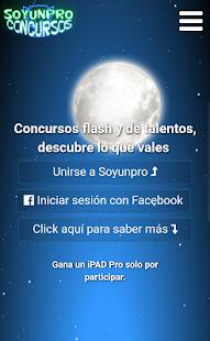 Soyunpro Concursos - náhled