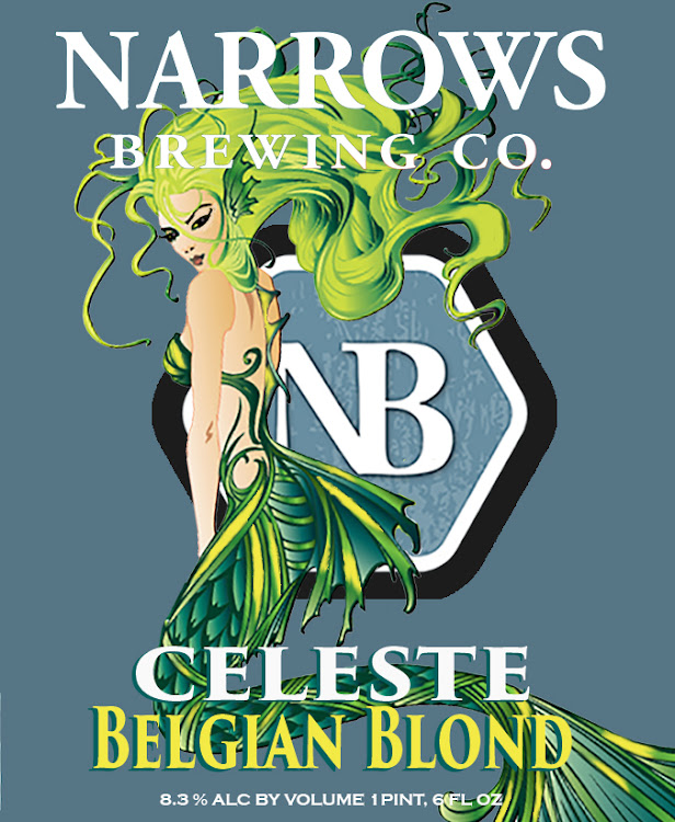 Logo of Narrows Celeste Belgian Blonde