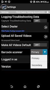 Video Inventory Mobile Manager- screenshot thumbnail