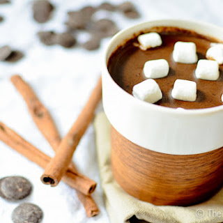 Spicy Aztec Hot Chocolate