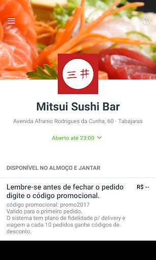 mod Mitsui Sushi Bar  screenshots 1