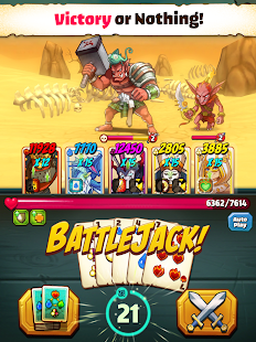 Battlejack- screenshot thumbnail