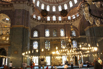 Photo: Day 115 -  The Yeni Mosque #1