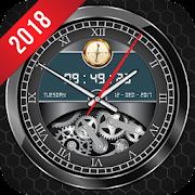 Luxury Watch Analog Clock Live Wallpaper Free 2018 APK for Bluestacks