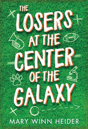 Review of the Day: Losers at the Center of the Galaxy by Mary Winn Heider