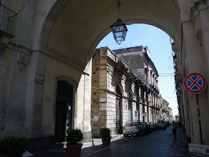 Photo: Stadtspaziergang in Acireale