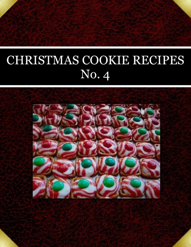 CHRISTMAS COOKIE RECIPES  No. 4