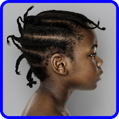 Kids African Hairstyles