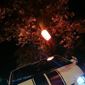 ハイエースバン TRH200K のカスタム事例画像 shinaceさんの2020年04月04日22:19の投稿