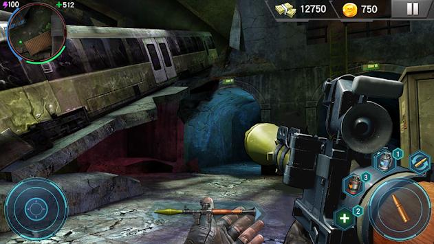 Black Outpost(Anti-Terrorism Shooter game) apk screenshot