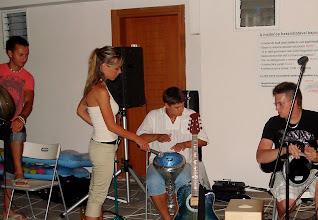Photo: Attila első dobszólója