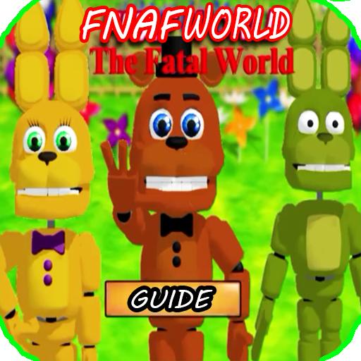 Guide FNaf World Game Demo (app)