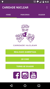Caridade Nuclear screenshot 0