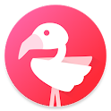 Flamingo for Twitter icon