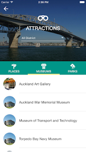 Auckland Travel Guide - náhled