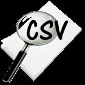 CSV Viewer icon