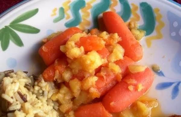 Aloha Carrots Recipe