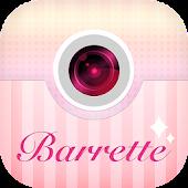 ファッションコーディネート Barrette バレッタ