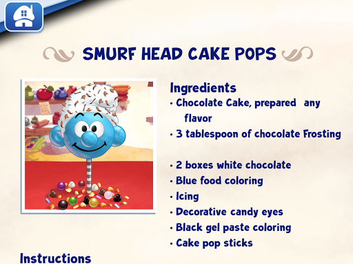 The Smurfs Bakery