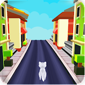 Talking Cat Gold Run Android APK Download Free By Bubito