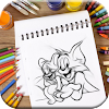 How To Draw Tom and Jerry APK