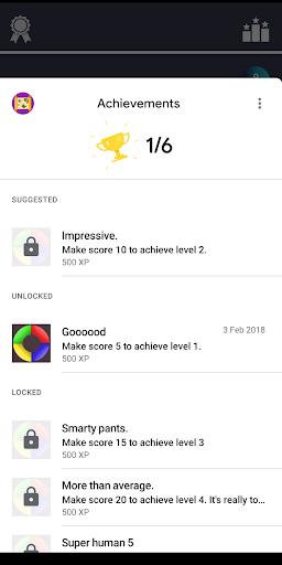 Télécharger Memory Challenge (Simon says) apk mod screenshots 5