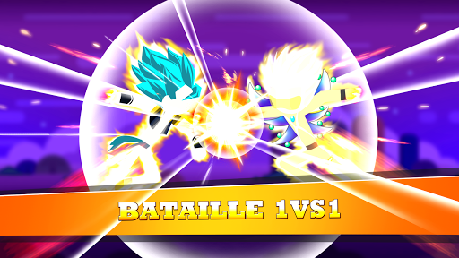 Télécharger Stick Super Fight  APK MOD (Astuce) screenshots 1