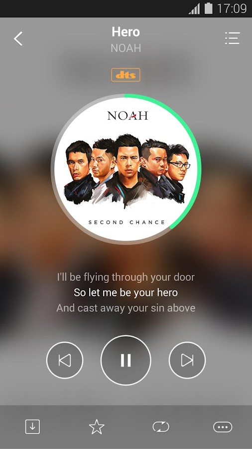 JOOX - Free streaming music, Live and Karaoke- screenshot