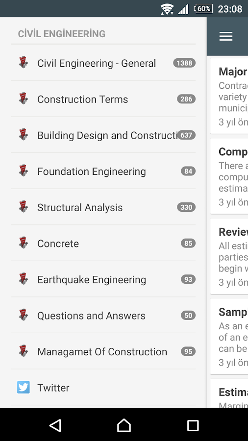 Civil Engineering- screenshot