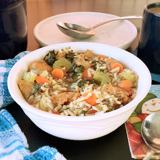 Sausage Rice Soup Recipes.