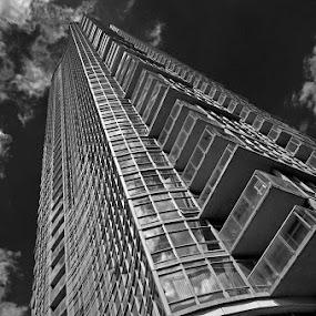 Skyscraper by Arren Lateo - Buildings & Architecture Office Buildings & Hotels ( pwcbuilding )