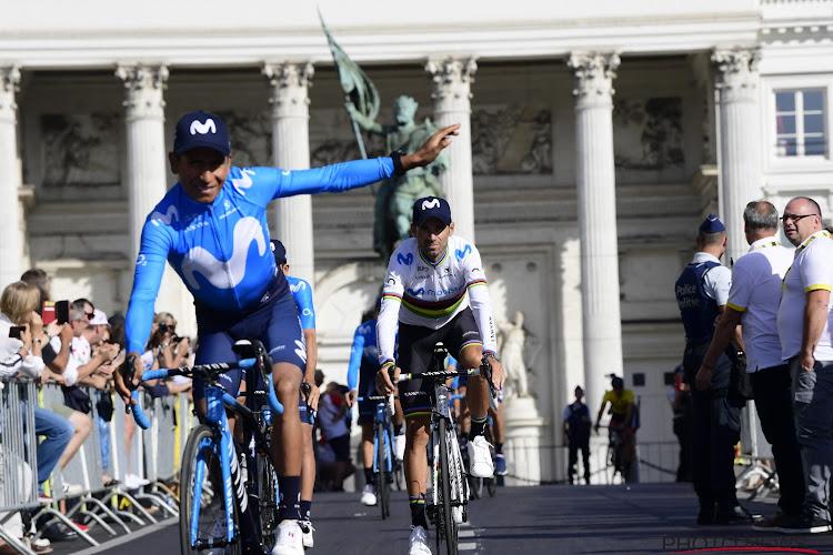 Strategie van Movistar blijft één van de bijzonderheden in het hedendaagse wielrennen
