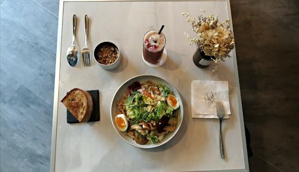 台中北區。卉-Hui café – 안녕하세요!Sandra's daily life🤣 makeup and food