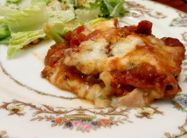Double Loaded Veggie Lasagna Recipe