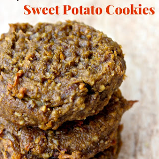 Healthy Sweet Potato Cookies Recipes.