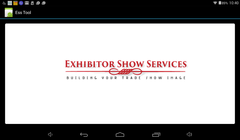 android Exhibitor Show Services Tool Screenshot 0