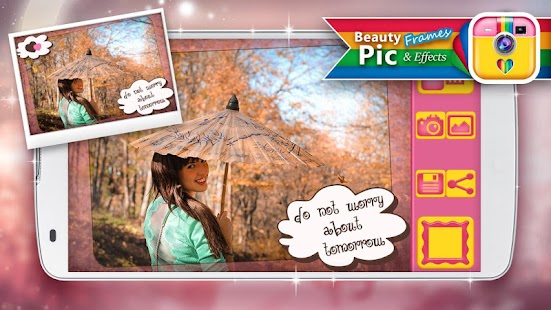 Beauty Pic Frames and Effects screenshot