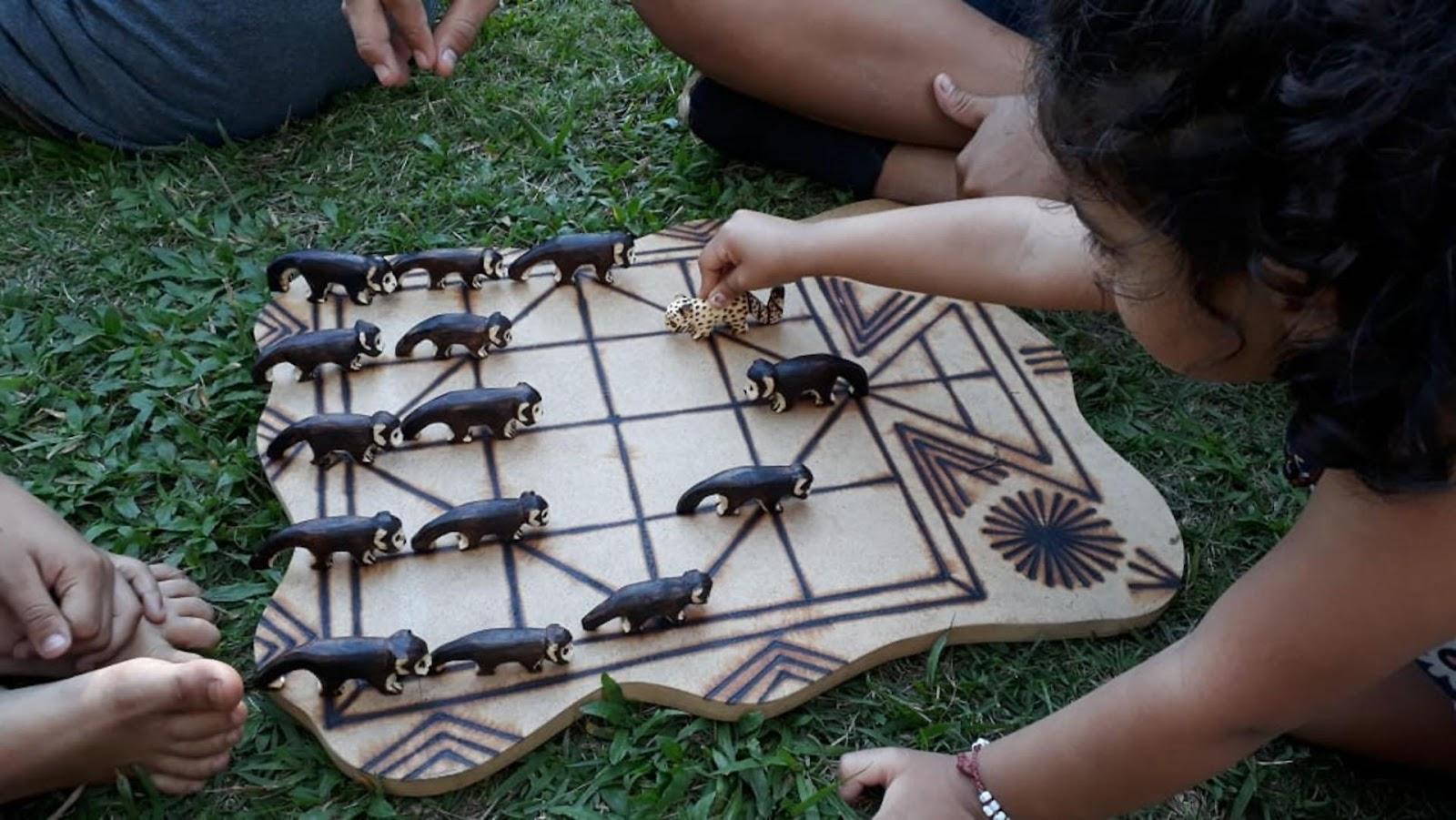Educacao Fisica Jogos De Salao Jogos De Sorte E Estrategia Conexao Escola Sme