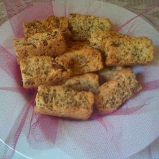 Date And Bran Rusks