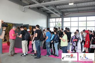Photo: Ouverture de la Japan Event au public et entrée des premiers visiteurs le Samedi 26 Mai 2012. Photo prise par notre équipe press. (Japan Event Chambéry 2012)
