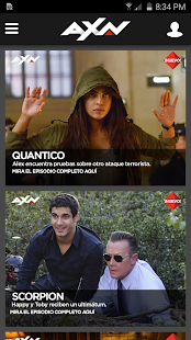 AXN- screenshot thumbnail