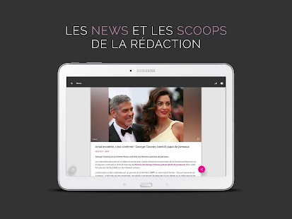 Public : News et actus People- screenshot thumbnail