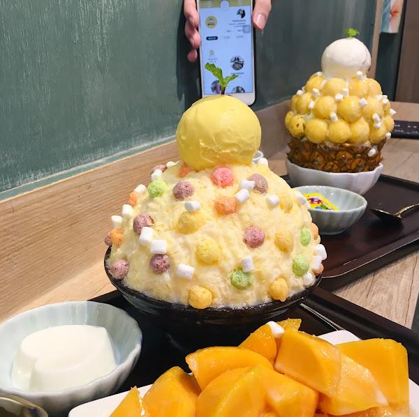 冰塔B-TOD 文化店-創意造型雪花冰,顛覆傳統冰品想像