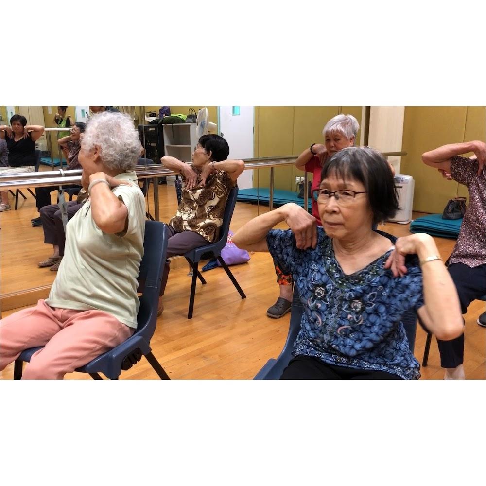 長者瑜伽班 贊助5位獨居老人 [生命. 一呼一吸之間]