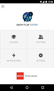 Aeon Plus Tutor - náhled